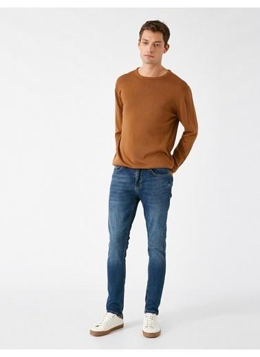 Koton Justin Super Skinny Jean Pantolon Mavi